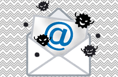 それっぽい件名に注意!標的型攻撃メールの脅威
