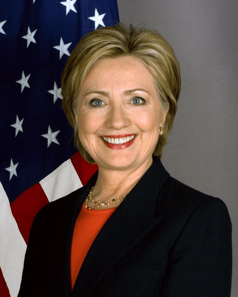 豊富な経験、米国初の女性大統領―でも最大の弱点は画像?