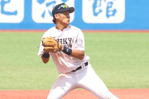 《野球太郎ストーリーズ》巨人2016年ドラフト1位、吉川尚輝。「菊池涼介2世」の呼び声高い天才型遊撃手(1)