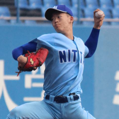 「リアル二刀流」の矢澤宏太(日本体育大)が躍動。2020大学生ドラフト候補密着レポ! 下級生編